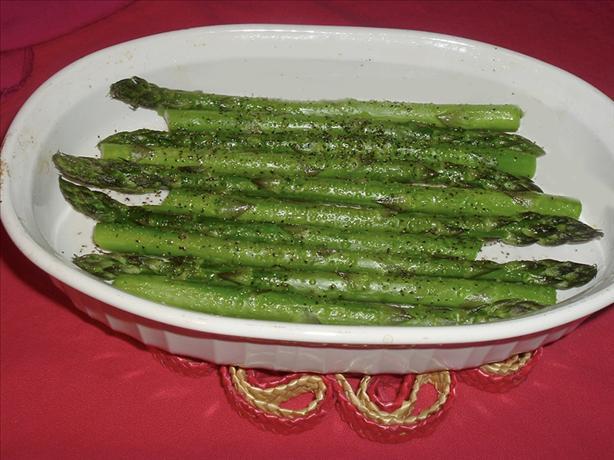Asparagus Roast
