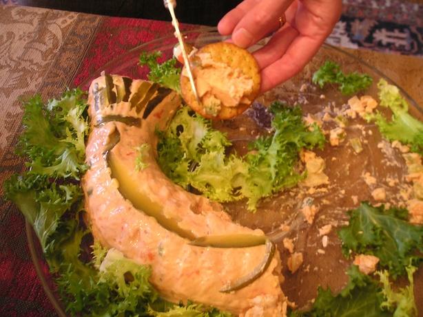 Shrimp Mousse