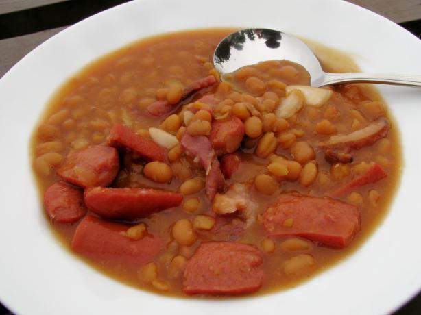 Crock Pot Beanie Weenies