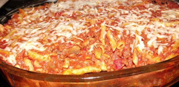 Baked Rotini