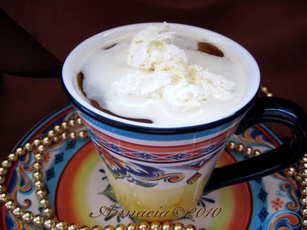 Gingered Cinnamon Coffee