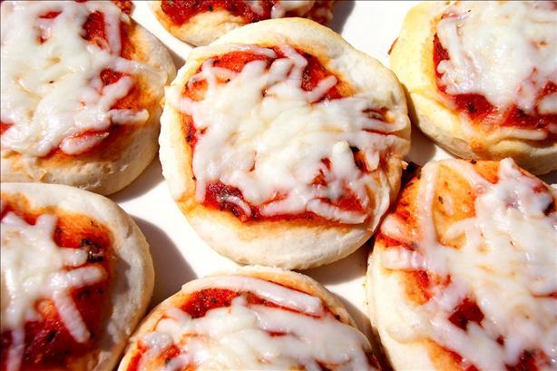 Little Tyke Pizzas