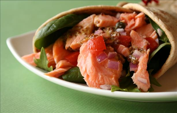 Salmon Salad Sandwich Filling