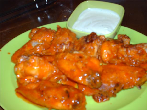 """call the Fire Department"" Hot Wings"