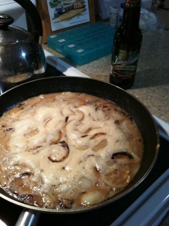 Maple Beer pork Tenderloin