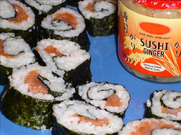 Super Sushi Nori Rolls