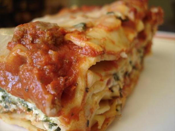 Lasagna Surprise