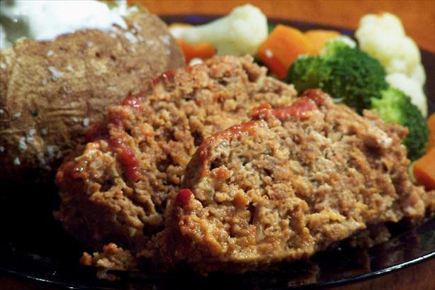 Ann Lander's Meatloaf
