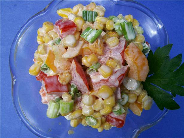 Nancy's Corn salad