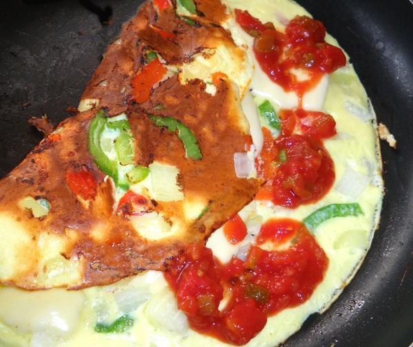 E-Z Mex-Tex Omelet