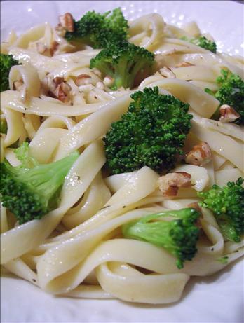 Garlic Parmesan Pasta