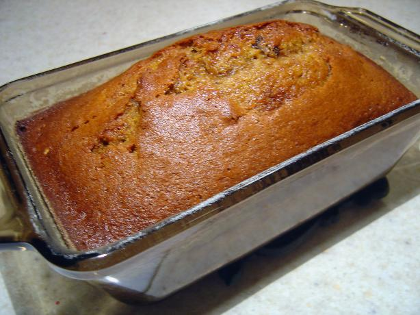 Orange Pumpkin Bread