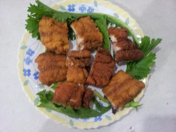 Catfish Parmesan
