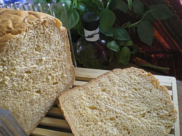 Mexican Sunset Bread (Bread Machine)