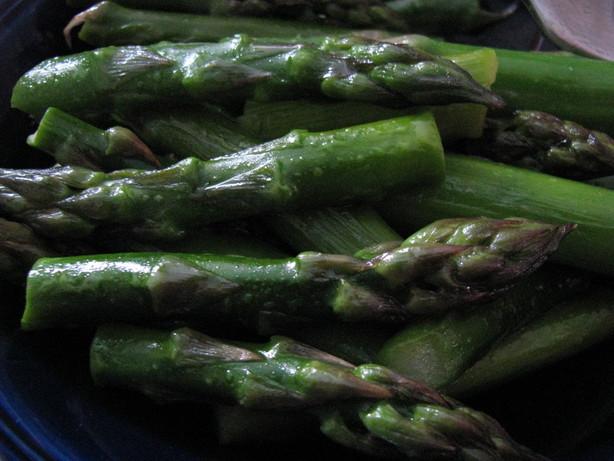 Sugared Asparagus