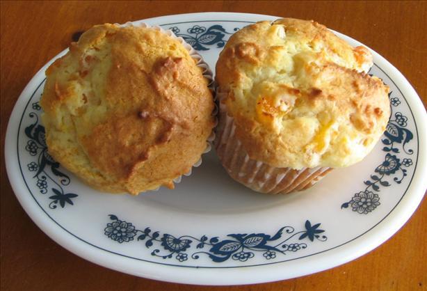 Fantastic Apricot Muffins