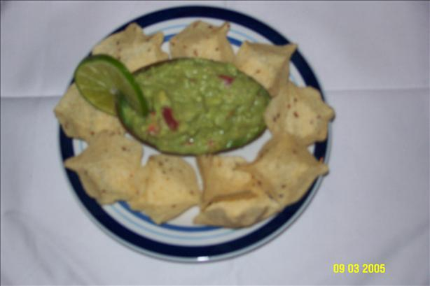 Guacamole that's Gone in a Flash