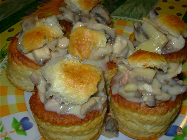 Rivka's Vol-au-Vents