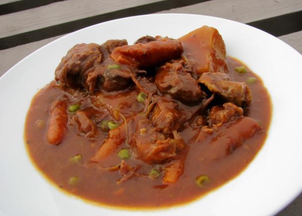 Harvest Beef Chuck Stew
