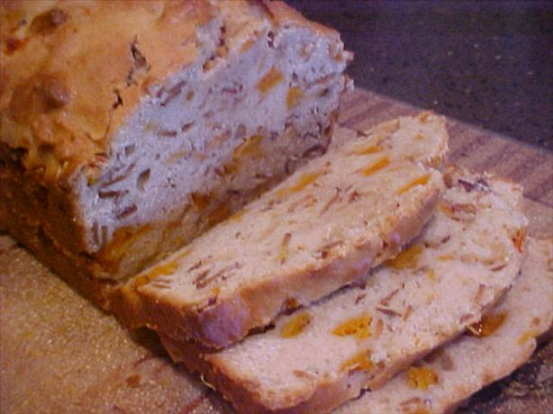 The Trellis' Apricot-Almond Bread