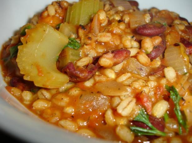 Barley Bean Soup