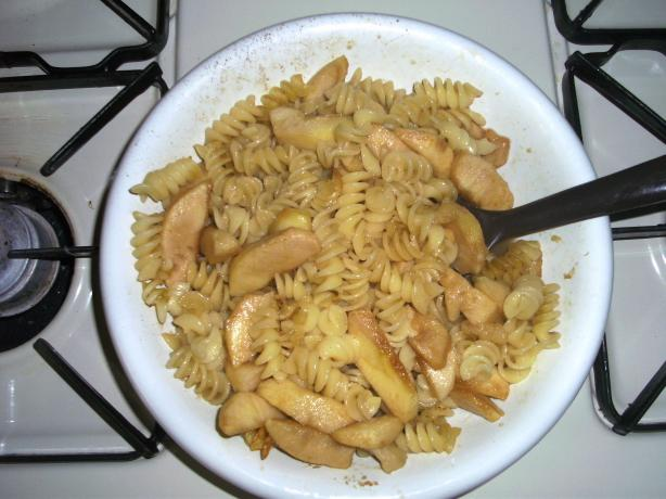 Apples and Noodles