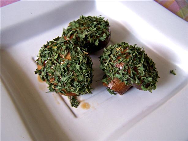 Soused Mushrooms