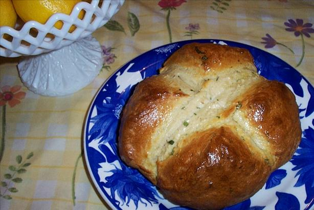 Herb Irish Soda Bread