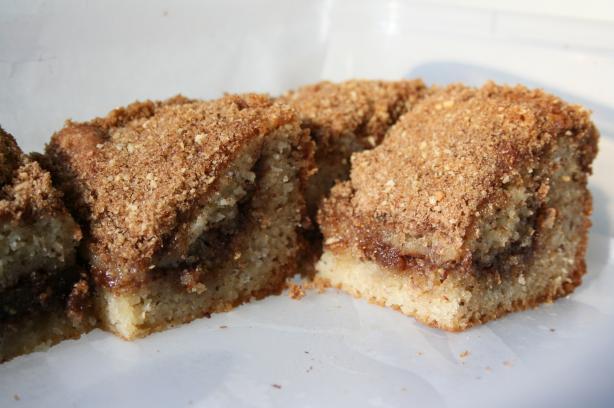 Cinnamon Nut Cake