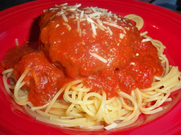 Italian Ground Beef Dinner