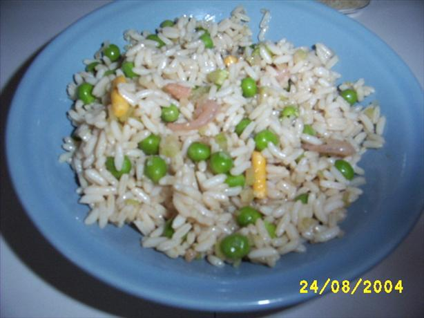 Chinese Rice Salad