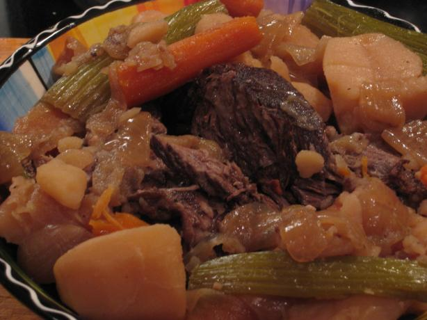 Tender Pot Roast
