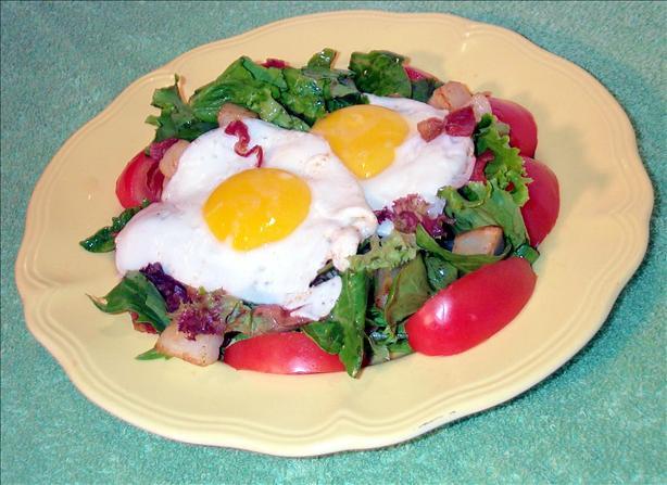 Bistro Salad A La Cafe Flo