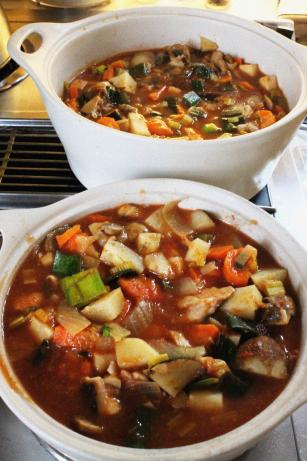 Vegetable Hotpot