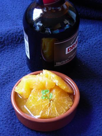 Drambuie Oranges