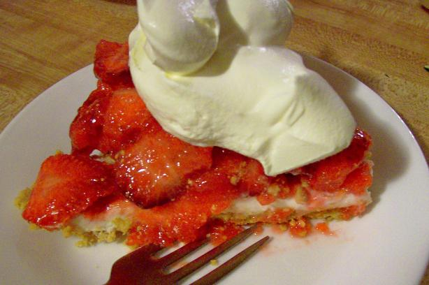 Amish Country Strawberry Pie