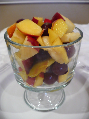 Fruit Salad For 5 A Day