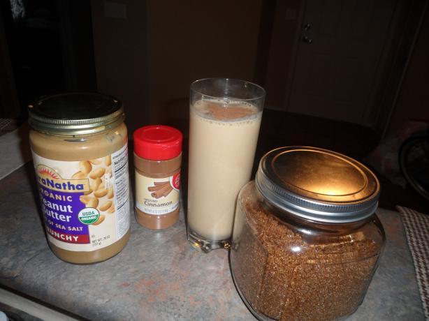 Peanut Butter-Banana Blast