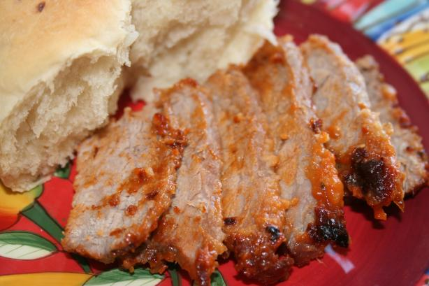 Beef Brisket with Horseradish Sauce