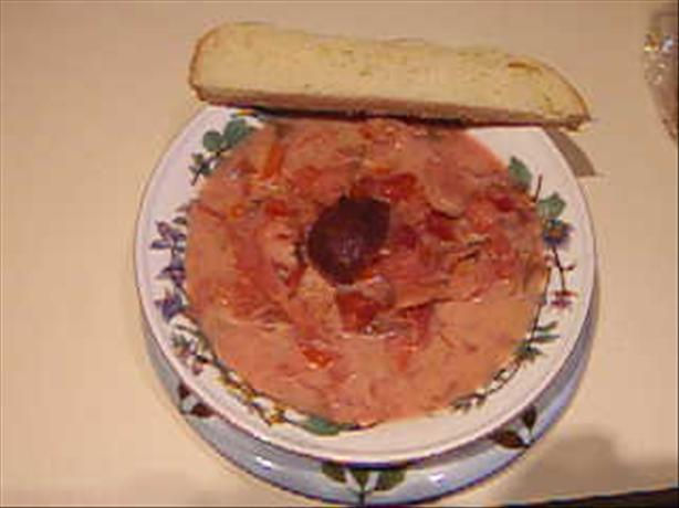 Uncle Bill's Russian/Doukhobour Borscht