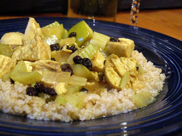 Diet Delight Chicken Curry