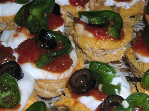 Salsa Bites