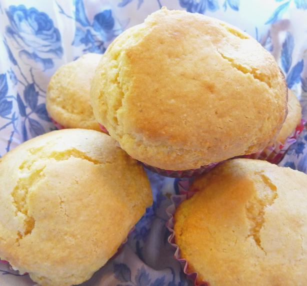 Favorite Corn Muffins
