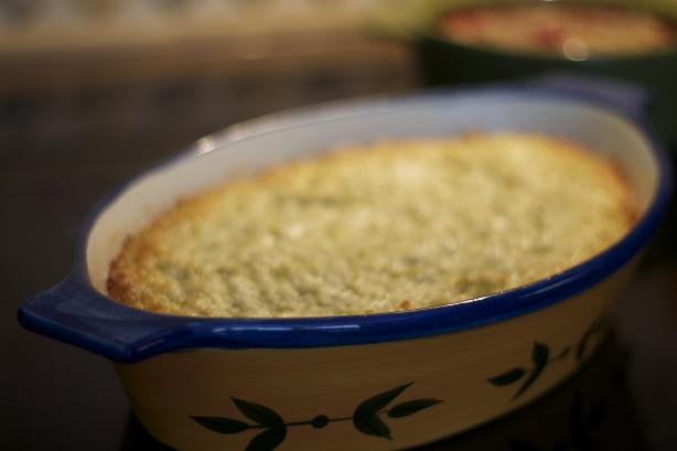 Ex-girlfriend's Warm Artichoke dip