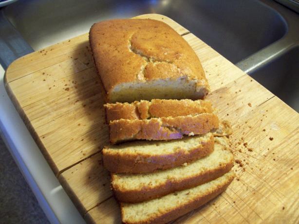 Maple Banana Nut Bread