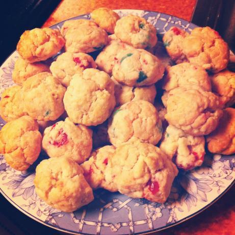 Cherry Cookies