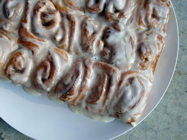 Cinnabons - Cinnamon Buns From Heaven