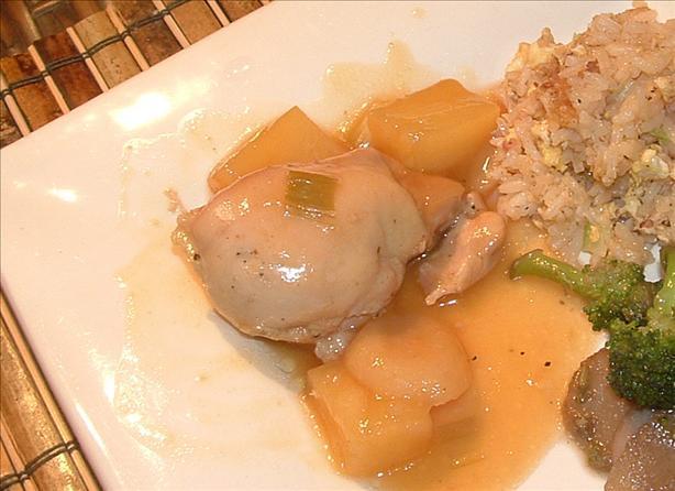 Crock Pot Kowloon Chicken