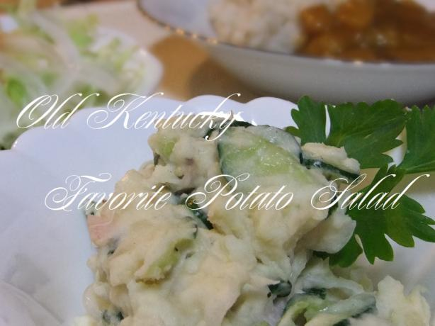 Old Kentucky Favorite Potato Salad