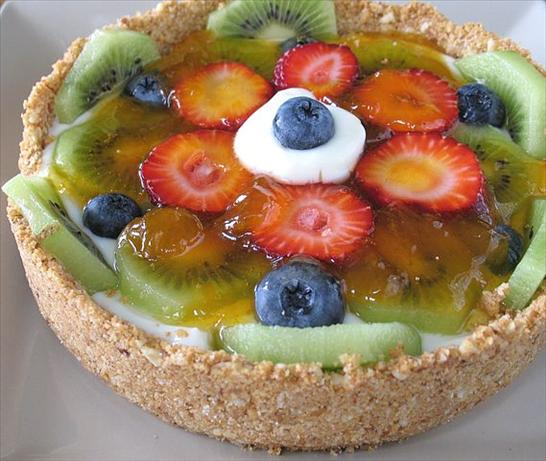 Fast Fruit Tarts